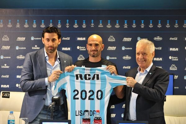 Racing Club: Lisandro 2020